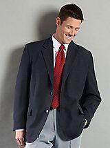 Duke Executive Blazer   Haband