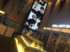 GOT7 POPUP STORE AT LOTTE FITIN 9F