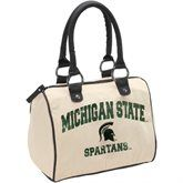 Michigan State Spartans Women's Tryout Bowler Purse