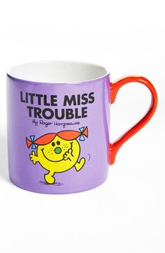 Litte Miss Trouble Mug http://rstyle.me/n/r88vvnyg6