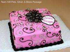 85 Best Cakes Birthday Teenagers Images Cupcake Cakes