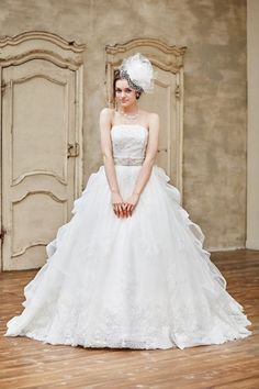 Cute Wedding Dress, One Shoulder Wedding Dress, Wedding Dresses, Kimono Dress, Fashion, Bride Dresses, Kimono Dressing Gown, Moda, Bridal Wedding Dresses