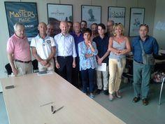 31 Luglio: 12 nuove guardie ecologiche volontarie da oggi impegnate per la tutela dell'ambiente e del territorio di Parma.