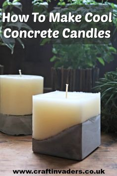 Diy Candles Easy, Homemade Candles, Best Candles, Pillar Candles, Make Candles, Diy Candle Ideas, Diy Candels, Homemade Gifts, Diy Gifts