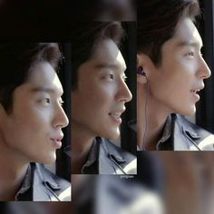 Perfectly chiseled jawline ^.~