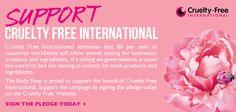 The Body Shop Australia - Against Animal Testing - The Body Shop