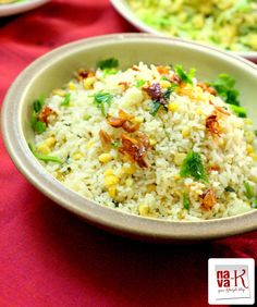 nava-k: Dhal (Lentil) Rice