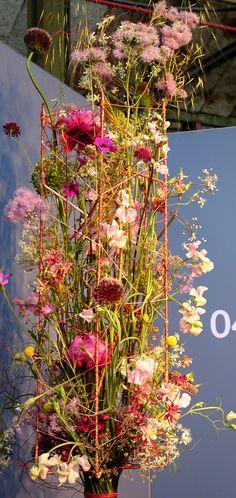 Fleurop Interflora World Cup der Floristen 2015, Berlin Foto: Fachverband Deutscher Floristen