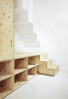 34 m2: Studio & Home El Born by Arquitectura G