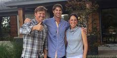 "What It Was Really Like Being the First Single Guy to Appear on ""Fixer Upper"""