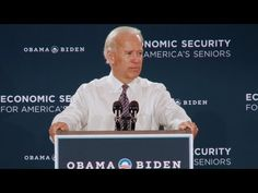 """""""Every American, after a lifetime of hard work, should be able to look forward to the security and dignity that Social Security and Medicare provide.""""—VP Biden in Florida"""