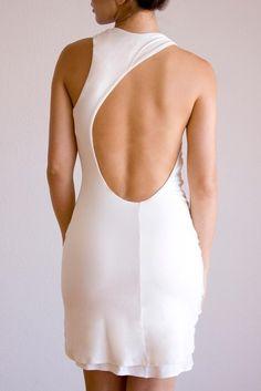 Kyla Open Back Cut Out Dress- pretty