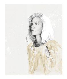 Esra Røise // Pretty Things - Veronica B Vallenes fw13