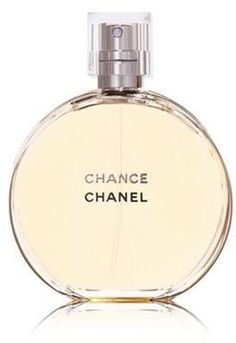 Love the original Chance! ~ OP: Chanel CHANCE Eau De Toilette. The original Chance is a classic.