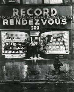 Record Rendezvous