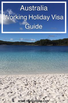 I got sick and tired of trawling the internet to find out information on working holiday visas in Australia, with little success.  I've created an all-in-one Australia working holiday visa guide, so you don't have to waste your time searching for information.