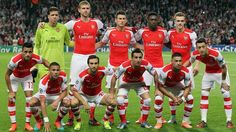 RT if you think Arsenal can progress to the next round of the Champions League!!! #COYG