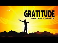 This Film Shaped Everyone Matters: GRATITUDE by Louie Schwartzberg - YouTube