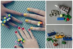 Rings | 16 Awesome Things You Never Thought You'd Make With Legos