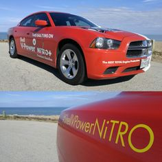 Shell on  the road w/  V-Power NiTRO+  First clear day we have had since I arrived in IL and I did not want to waste it before pulling the wrap.   I was shooting the Dual Fuel Charger with Lake Michigan in the background.  Just an absolutely gorgeous day.