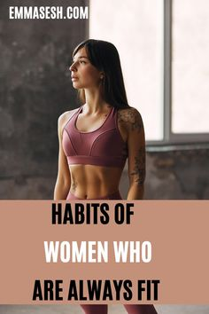 Ever wonder what Habits of a skinny girl are, check out this articles and find out which Habits fit women implement daily to maintain their fit and skinny bodies