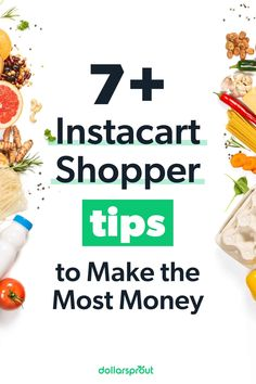 Chris Cucchiara, who's only been shopping for Instacart for about two months, has already made over $4,500. About $3,000 of that was made in only 24 hours worth of driving. If you're a shopper who wants to maximize your earnings, this Super Shopper provides some Instacart shopper tips to take advantage of. |Instacart| Shopper Tips| Make Money| Make More Money| Side Hustle| Make Money on the Side| Earn More Money, Make Money Fast, Ways To Save Money, Make Money Blogging, Make Money From Home, Money Tips, Make Money Online, Savings Challenge, Money Saving Challenge
