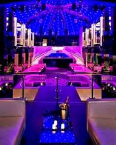 Fontainebleau #BeachResort #Miami #Beach. LIV is, hands down, SoBe's hottest nightclub; if you want in, you better look the part. http://VIPsAccess.com/luxury-hotels-miami.html RATE $ 344/Night COMPARE to EXPEDIA $ 348/Night