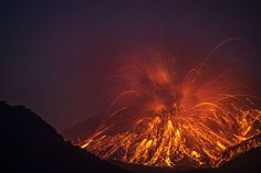 1 | Remarkable Images Of Volcanic Lightning, A Scientific Mystery | Co.Design: business + innovation + design