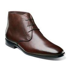 Florsheim Jet Chukka 14125 demi boot European lace up dress boot