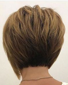 short bob hairstyles with bangs 4 perfect ideas for you short layered bob cuts 50 short layered haircuts trending in … Short Hairstyles For Thick Hair, Layered Bob Hairstyles, Haircut For Thick Hair, Short Bob Haircuts, Short Hair With Layers, Hairstyles Haircuts, Short Hair Styles, Trending Hairstyles, Short Hair Cuts For Women Over 50