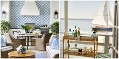 40 Breathtaking Decorating Ideas From Designers' Summer Homes