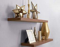 Geo Luxe Shelves