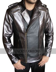 http://www.ebay.com/itm/X-Men-Apocalypse-Quicksilver-Leather-Jacket-Available-All-Sizes-Free-Gift-/262488810964  This X Men Apocalypse Quicksilver Leather Jacket is iconic piece of our latest collection that you remain arrogant among the mass.  Evan Peters had donned this fabulous piece  #XMen #Quicksilver #LeatherJacket