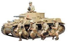 Tamiya 1/35 Panzer Kampfwagen II TAM35009