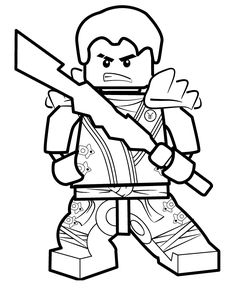 Lego Ninjago Coloring Pages Sensei Garmadon. Ninjago Coloring Pages, Coloring Pages For Boys, Free Printable Coloring Pages, Free Coloring Pages, Coloring Books, Coloring Sheets, Valentines Day Coloring Page, Cat Coloring Page, Pokemon Coloring