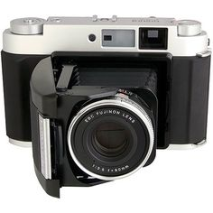 Fujifilm GF670 Rangefinder Folding Camera $1664 (I can't stop thinking about this camera... I need to get one in my hands!)