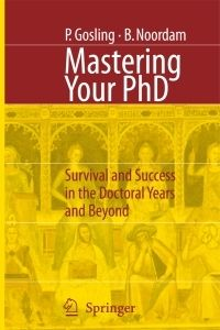 Mastering Your Ph.D.: Setting Goals for Success | Science | AAAS