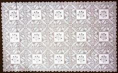 crochet em revista: esquema crochet toalhas 1 of 3