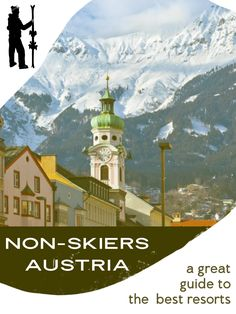 Five of the best Austrian ski resorts for people who aren't actually planning on doing any skiing. Austrian Ski Resorts, Ski Austria, Best Ski Resorts, Best Skis, Skiers, Beautiful Places To Visit, Europe, All Over The World, Party