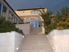 Visit Croatia with Putopis Visit Croatia, Villa, Mansions, House Styles, Home Decor, Mansion Houses, Room Decor, Mansion, Home Interior Design