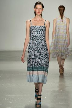 Suno Spring 2015 Ready-to-Wear - Collection - Gallery - Look 1 - Style.com