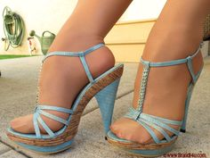 Sandal heels pantyhose galleries