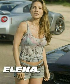 Elsa Pataky as Elena Neves