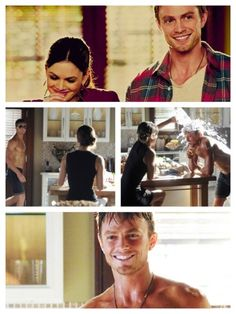 Hart of Dixie ~ Zoe & Wade ~ So cute together!