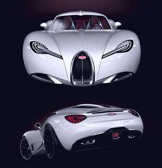 Bugatti Gangloff Car Concept