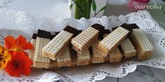 Grilážky+(fotorecept) Deserts, Gift Wrapping, Ale, Treats, Children, Gifts, Gift Wrapping Paper, Sweet Like Candy, Young Children