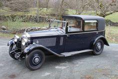 1932 20/25 Barker Sedanca de Ville. Vintage Cars, Antique Cars, British Steel, Veteran Car, Rolls Royce Cars, Exotic Sports Cars, Car In The World, Old Cars, Motor Car