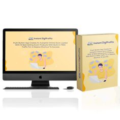 Instant DigiProfitz Review, Bonus - online store loaded with 30 best-selling digital products Make Money Today, Make Money Online, How To Make Money, Win Money, Software Support, Internet Marketing, Online Business, App, Digital