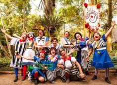 Formado só por mulheres trupe Sampalhaças fará 4 shows gratuitos