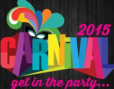 """Check out new work on my @Behance portfolio: """"Carnival logo"""" http://on.be.net/1U82h5s"""